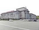 Красноярская железная дорога, улица Карла Маркса на фото Красноярска