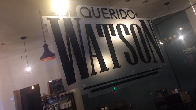 Querido Watson Cafe