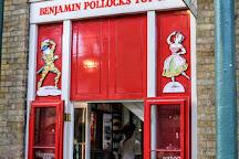 Benjamin Pollock's Toyshop, London, United Kingdom