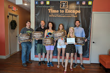Time to Escape: the Escape Room Experience (Chattanooga), Chattanooga, United States