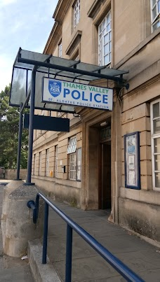 Thames Valley Police oxford