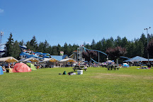 Cultus Lake Waterpark, Chilliwack, Canada