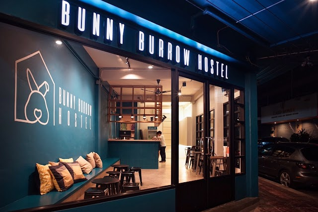 Bunny Burrow Hostel