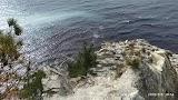 Шестая щель в Голубой бухте