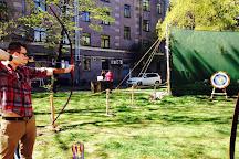 OldTown Archery Riga, Riga, Latvia