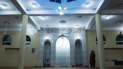Faisal Mosque فیصل مسجد