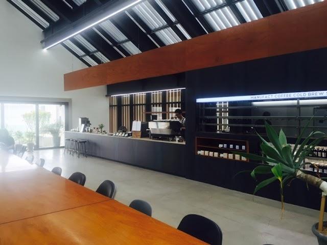 Manufact Coffee Dosan Park