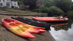 Shropshire Raft Tours - Ironbridge Gorge Boat Trips, canoe, kayak, Mega SUP & Mini-raft hire