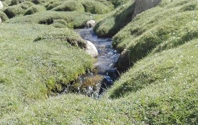 حوض سبزگل ییلاق اشرف