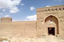 Mehr Padin Castle, Mehriz, Iran