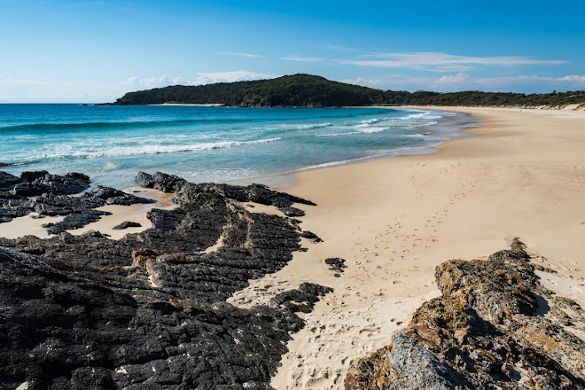 Elizabeth Beach, Blueys Beach, Australia