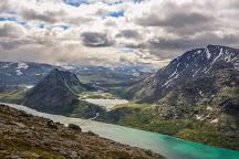 Besseggen, Vagamo, Norway
