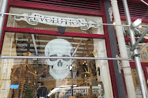 The Evolution Store, New York City, United States