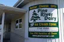 Pine River Dairy, Manitowoc, United States