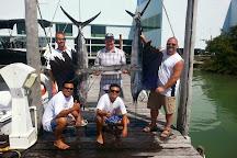 Big Game Fishing, Cancun, Mexico