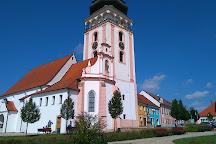 Kostel sv. MatEje, Bechyne, Czech Republic