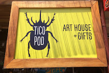 Tico Pod Art House & Gifts, Jaco, Costa Rica