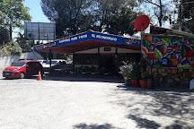 Mercado Nacional de Artesanias, San Salvador, El Salvador