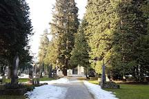 St Sebastian's Cemetery, Salzburg, Austria
