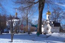 Boris and Gleb Monastery, Dmitrov, Russia