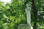 Скульптура пионера-фотографа