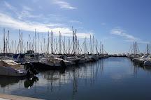 Port de Miramar, La Londe Les Maures, France