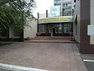 Библиотека, проспект Гагарина на фото Оренбурга