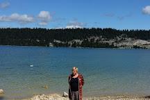 Lac de Joux Trail Trail de la Vallee de Joux, Le Sentier, Switzerland