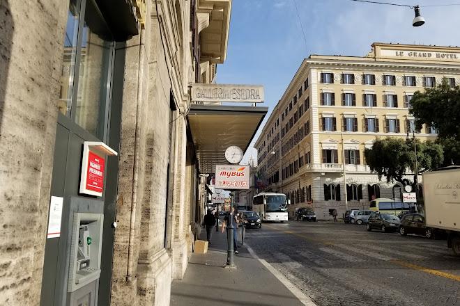 My Bus Italy, Rome, Italy