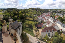 Chateau de Loches, Loches, France