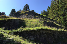 Iwamura Castle Ruins, Ena, Japan
