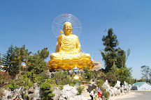 Statue Of Golden Buddha, Da Lat, Vietnam