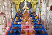Smvs Shri Swaminarayan Mandir, Mehsana, India