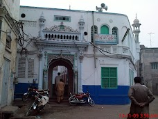 Bahir Wali Mosque chiniot