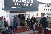 LaserTag Frankfurt Ost, Frankfurt, Germany