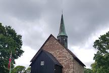 Rygge Church, Rygge, Norway