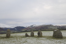Castlerigg Stone Circle, Keswick, United Kingdom