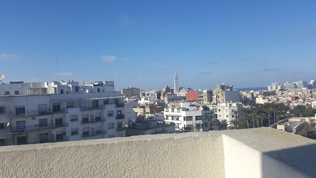 Boulevard Moulay El Hassan Premier