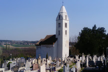 Mary Magdalene church in Egregy, Heviz, Hungary