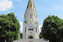 Russische Gedachtniskirche, Leipzig, Germany