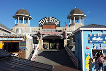 Old Orchard Beach Pier, Old Orchard Beach, United States