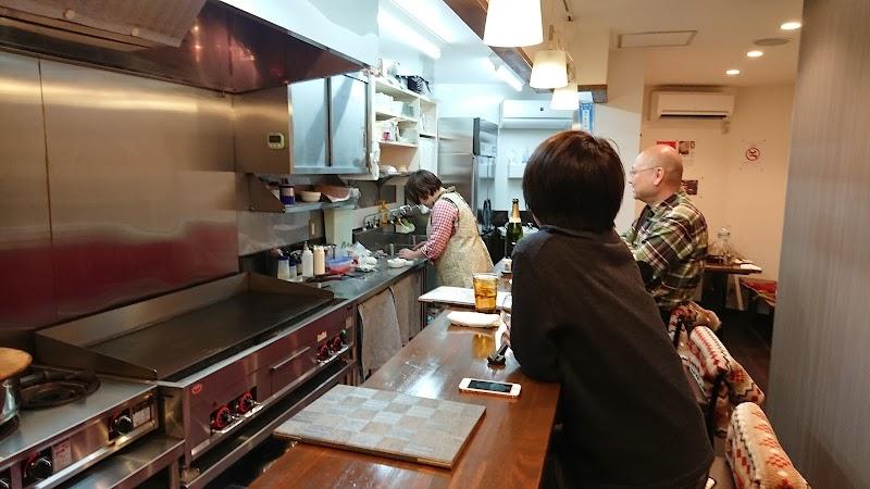 国産野菜たっぷり! 小鉢&鉄板料理 瀧