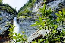 Cascata della Comelle, Canale d'Agordo, Italy