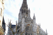 St. Maclou's Church, Rouen, France