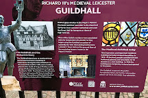 Leicester Guildhall, Leicester, United Kingdom