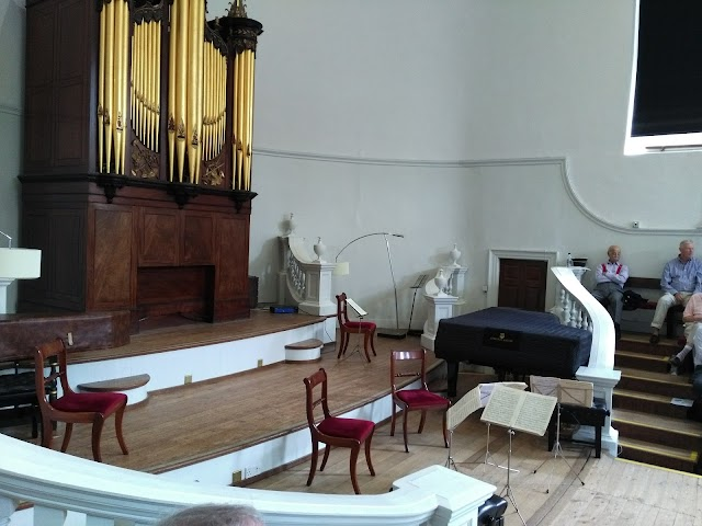 Holywell Music Room