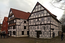 The Adam-and-Eve-House, Paderborn, Germany