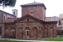 Mausoleo di Galla Placidia, Ravenna, Italy