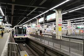 Железнодорожная станция  Namba(Nankai)