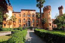 Castello del Roccolo, Busca, Italy